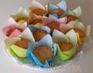 Bunte Muffins