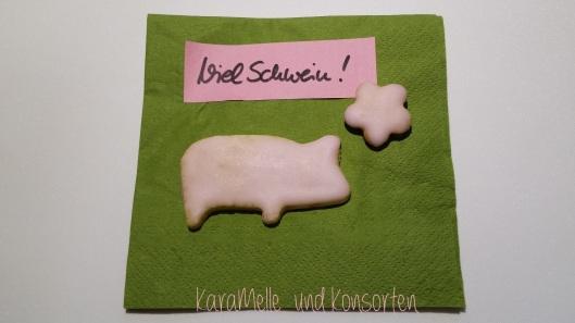Viel Schwein! a