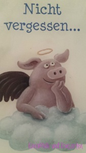Magnet Schwein ok