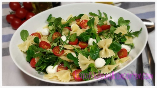 Salat Caprese ok