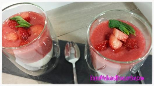 Erdbeer-Mascarpone-Dessert - ok