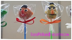 Ernie u Bernd Cake Pops HH OK
