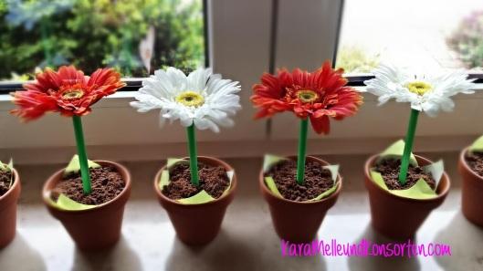 Blumen-Cup-Cake II OK