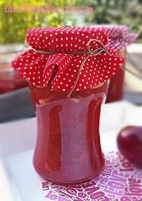 Erdbeer-Rhabarber-Konfitüre OK I