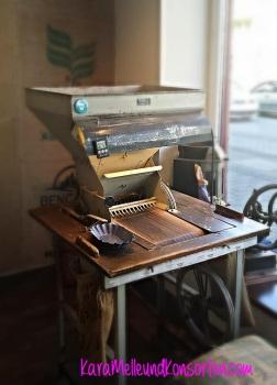 Schamong Kaffeebohnenröster I OK