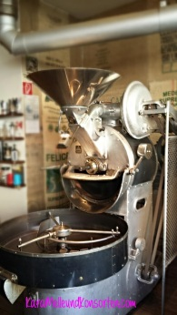 Schamong Kaffeebohnenröster II OK