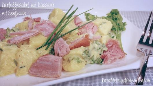 Kartoffelsalat mit Kasseler II OK