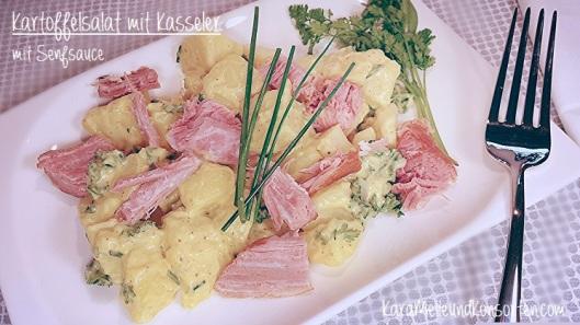Kartoffelsalat mit Kasseler III OK
