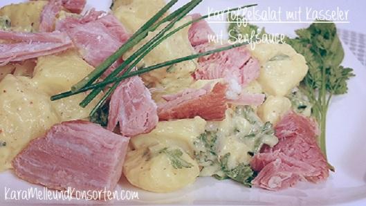 Kartoffelsalat mit Kasseler IV OK