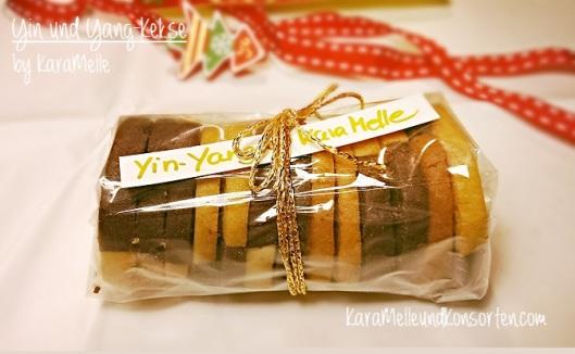Yin-Yang-Kekse OK neu