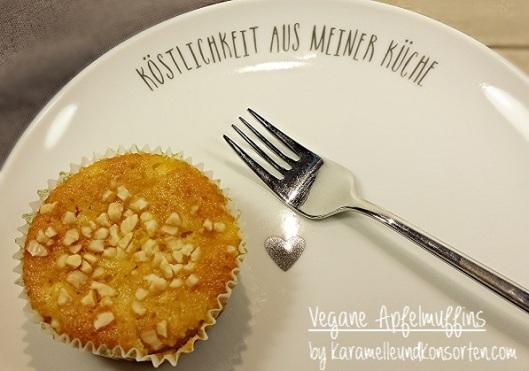 vegane Apfelmuffins V OK